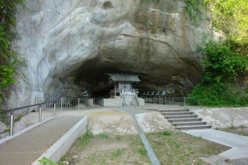 氷見 大境洞窟住居跡