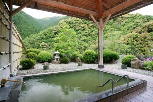 鶴の湯温泉 和歌山県紀中