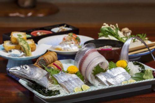 太刀魚料理 和歌山県紀中