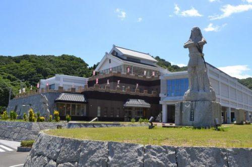 愛媛県東予 村上水軍博物館