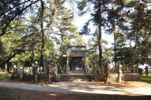 天橋立 神社