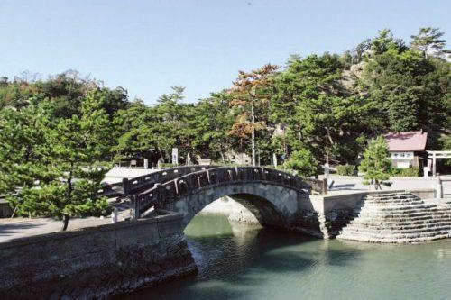 和歌山市 不老橋