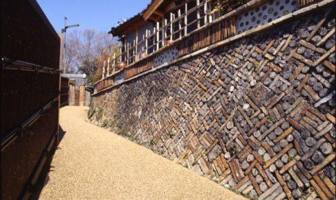 瀬戸市 窯垣の小径