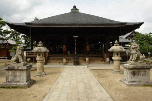 天橋立 智恩寺(本堂)