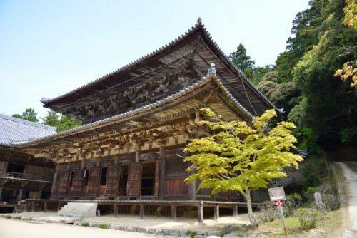 姫路 書写山円教寺(大講堂)