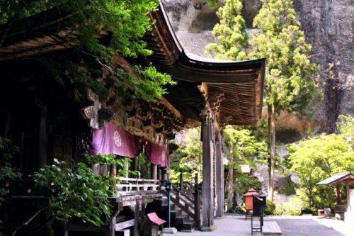 愛媛県南予 岩屋寺