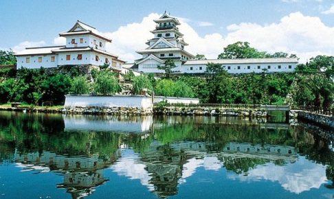 愛媛県東予 今治城
