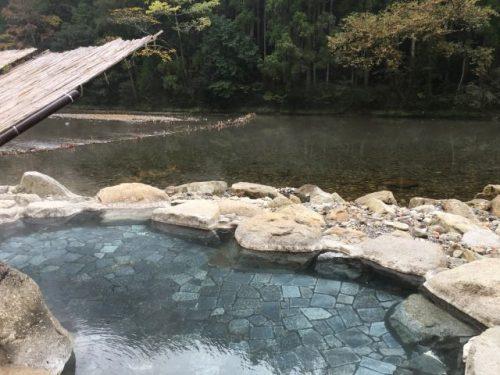 和歌山県熊野エリア 川湯温泉
